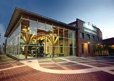 Refurbished CPR Roundhouse now serves as the Yaletown Community Center. Vancouver Vacation, Urban Design Plan, Chic Shop, Round House, City Buildings, Community Art, British Columbia, The Neighbourhood, Mansions