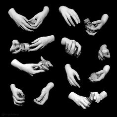 Hand pose reference for artists Hand pose reference for artists Hand Drawing Reference, Human Poses Reference, Pose Reference Photo, Figure Drawing Reference, Body Reference, Anatomy Reference, Reference Images, Reference Photos For Artists, Art Poses