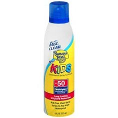 BANANA BT ULT MIST KIDS SPF50 6OZ ENERGIZER PERSONAL CARE by Choice One. $14.00
