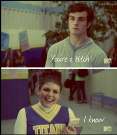 awkward is an amazing show on mtv. can't stop watching it.