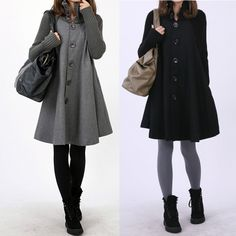2012 women plus size winter coats, Spring Women&Ladies High street single breasted Lace Long Coat Long Winter Coats, Winter Coats Women, Coats For Women, Ladies Coats, Plus Size Winter, Cool Style, My Style, Down Coat, Stylish Outfits