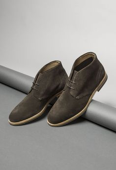 Serious suede
