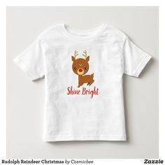 Shop Zazzle's adorable selection of toddler tops today! Dress your little fashionista up with our stylish selection of high quality designs. All I Want For Christmas, Great Christmas Gifts, Reindeer Christmas, First Christmas, Personalized Christmas Gifts, Little Fashionista, Funny Gifts, Gifts For Him, Mens Tops