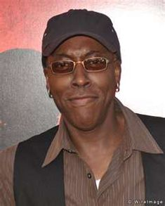 'Arsenio Hall and I met just before 'Coming To America' was released. HUGS, ole friend!