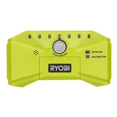 Normal stud finders beep when it finds a stud, but leaves it up to you to try and figure out where it begins and ends. The Ryobi Whole Stud Detector uses a series of LEDs at the top to show. Installing Shiplap, Installing Laminate Flooring, Hanging Drywall, Garage Atelier, Ryobi Tools, Stud Finder, Cheap Power Tools, Hanging Beds, Man Cave Home Bar