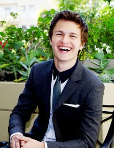 How is it possible for one person to be so adorable and have such a perfect smile?