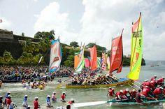 Tour Des Yoles Rondes de la Martinique