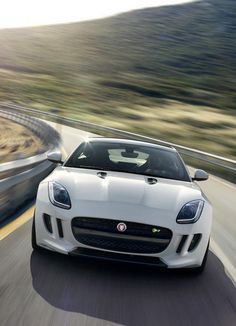 Stunning Jaguar F-Type R - Is this luxury car a future collectible? Click on the image to discover  classics of the future #futurewealth #spon