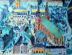 Edward Dwurnik | Malarstwo | naTemat.pl