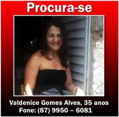 Família procura mulher desaparecida em Afogados da Ingazeira | S1 Noticias