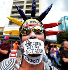 PARO TOTAL INDEFINIDO EN VENEZUELA – The Bosch's Blog