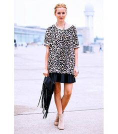 @Who What Wear - Image viaStreet Style Seconds