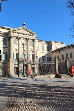 Il sole in Carrara oggi splende! #sun #Art #Museum #Bergamo