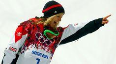 Jenny Jones (Olympic bronze medallist, Sochi 2014, women's snowboard slopestyle)