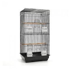 Bird Cage Black - 88cm