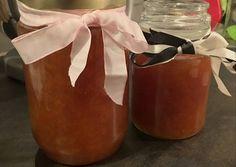 Εύκολη μαρμελάδα ροδάκινο