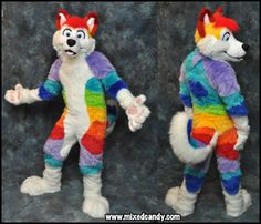 SKITTLES!!!!!!!!!!!!!!!!!!!!!!!!!! ^ ^ I cant stop loving the cuteness of this suit!!