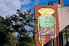 Os Gemeos - Gigante - NYC