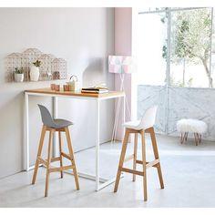 Scandanavian style bar stool from Maisons du Monde