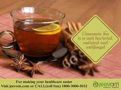Cinnamon is anti-bacterial, antiviral and antifungal which makes it an excellent remedy overall. Cinnamon is also a wonderful source of immune-boosting antioxidants. You can also try these best home remedies using cinnamon.  Cinnamon tea can be used for:  • Increasing blood circulation  • Soothing a sore throat  • Reducing nausea  • Decreasing the cold symptoms  • Easing the discomforts of stomach  • Warming up a person suffering from chills  #porridge #goodforyou  #superfood…