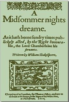 Who do you feel speaks the most eloquently about love in a Midsummer Night's Dream?