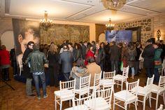 El pasado viernes, 21 de noviembre, tuvo lugar la presentación de la nueva novela de Baltasar Magro, 'Cenizas en la Boca'. El evento se celebró en el Salón Panorámico ante un numeroso público que a... #cigarral #toledo #eventoentoledo #eventosexclusivos