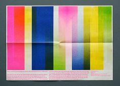 print  #graphic #design -----> tiras de cuero de colores + ilustración
