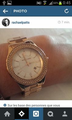 0afe72dcf82c Michael Kors Watch, Gold Watch, Watches, Rose Gold, Jewelry, Wristwatches,  Watches Michael Kors