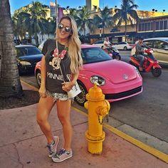 Pelas ruas de Mia depois do Job!  #Mia #Miami #ManzonemMia #viagemdontquest