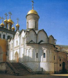 The Church of the Deposition of the Robe, Moscow