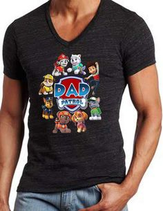 Paw Patrol Iron On Transfer Shirt Paw Patrolr by RainbowPrintables