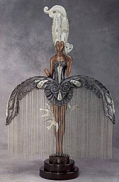 Erte - Loved this sculpture as a child.