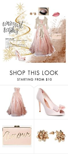 """""""#PolyPresents: Party Dresses"""" by triplee2017 ❤ liked on Polyvore featuring Vera Wang, Ted Baker, BCBGMAXAZRIA, Adrianna Papell, contestentry and polyPresents"""