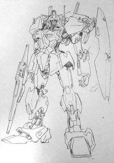 Zガンダム MKII 03