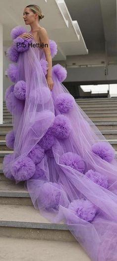 Blair Eadie, Atlantic Pacific, Purple Aesthetic, Purple Dress, Minimalist Fashion, Ball Gowns, Tulle, Formal Dresses, Long Dresses