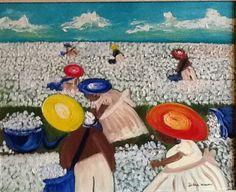 Cotton Field LA by Silvia Marron