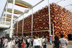 The #Spain Pavilion at #Expo2005 #Aichi #Japan #Worldsfair
