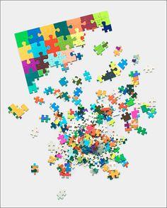 Un puzle de puzles
