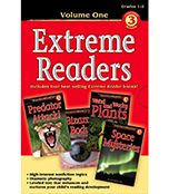 Extreme Readers #CDWISH13