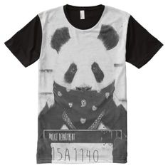 Bad panda All-Over-Print shirt - click to get yours right now!