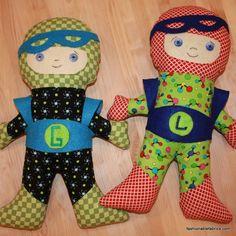 Spaceboy sewing pattern