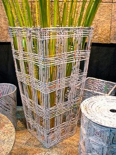 Recycled Newspaper Products | Flickr - Photo Sharing!