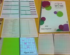 Home Organizer - Free Printable including weekly overview, Bible study notes, bill planners, meal planner, shopping list and more! Bill Planner, Home Planner, Planner Ideas, Bill Organization, Organizing Paperwork, Printable Planner, Free Printables, Home Binder, Household Binder