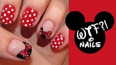Disney Nails | Disney Themed Nails | Disney Nail Art | Fugly Nail Art