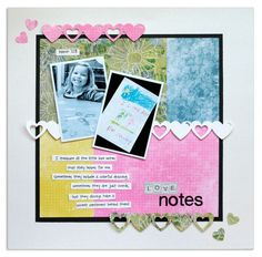 Nancy O'Dell Love Additions Scrapbook Layout Detailed Instructions from Creative Memories Project Center: http://projectcenter.creativememories.com/photos/our_newest_project_ideas/nancy-odell-love-additions-scrapbook-layout-project-idea.html
