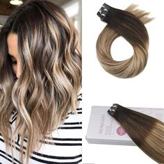 efb9b1848fa 110 Best Moresoo Tape in Hair Extensions images in 2019 | Tape in ...