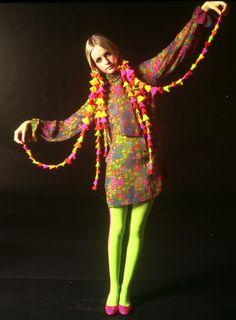 twiggy | 1960s fash mag