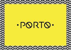 Typographie : Elle est gratuite et elle s'appelle « PORTO »