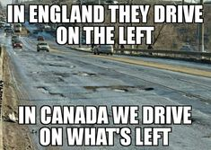 "Canadian Memes For The Perpetual Apologizers - Funny memes that ""GET IT"" and want you to too. Get the latest funniest memes and keep up what is going on in the meme-o-sphere. Canada Jokes, Canada Funny, Canada Eh, Sarcastic Humor, Funny Jokes, That's Hilarious, Funny Cars, Stupid Funny, Sarcasm"