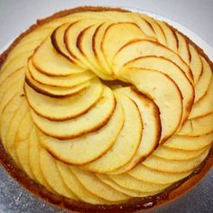 Le Cordon Bleu - Basic Patisserie - Tarte aux Pommes